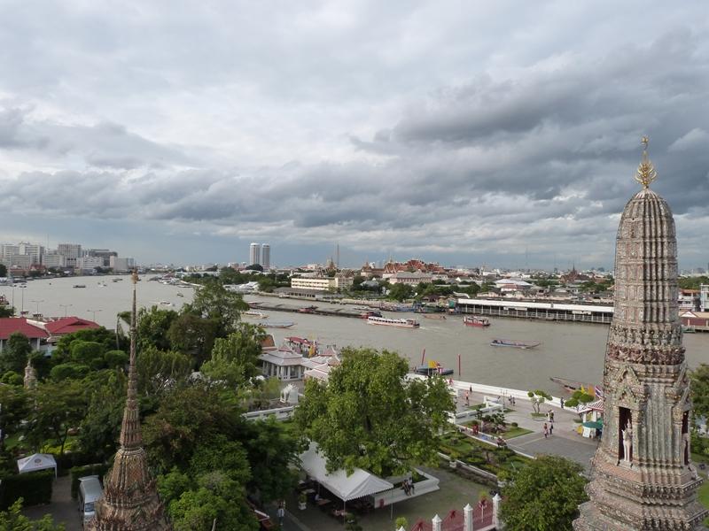 Bangkok desde Wat Arun