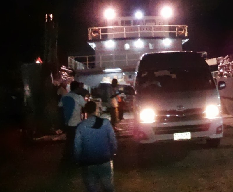 Cómo llegar a Koh Tao en ferry nocturno con coche (o sin él)