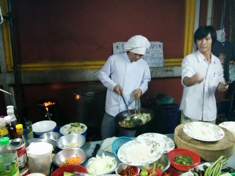 Cocineros de El Rati