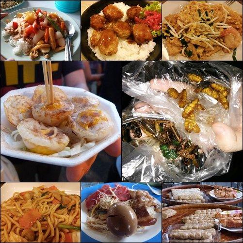 La divertida aventura de comer en Tailandia: puestos callejeros, consejos y comidas típicas.