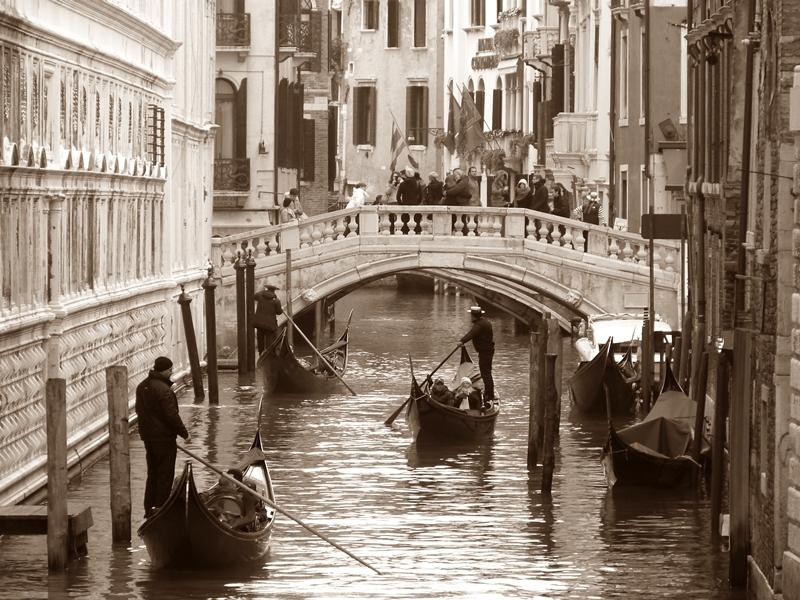 Venecia en estado puro