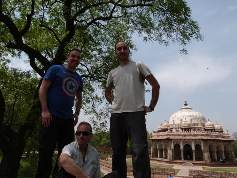 El equipo 21W de la India