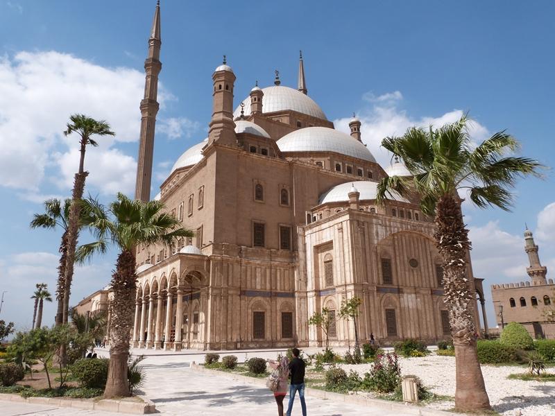 Mezquita de Alabastro - Ciudadela - El Cairo