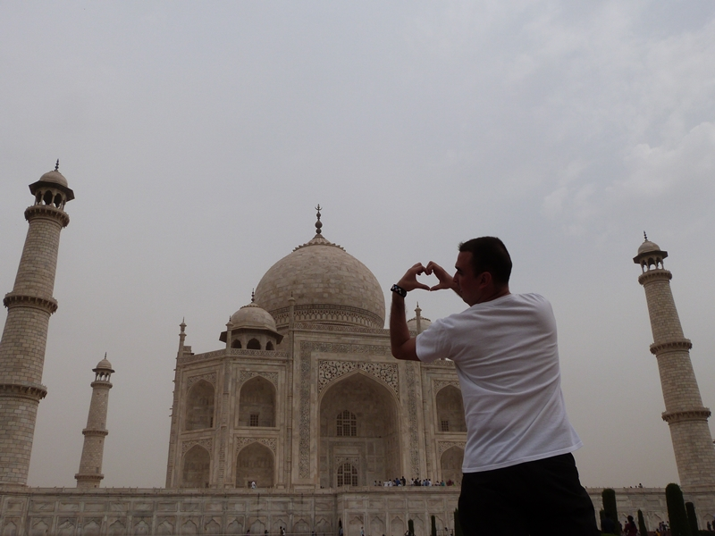 India… viaje entre realidades