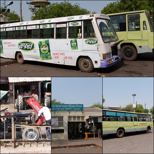 Transportes Agra - Fatehpur Sikri