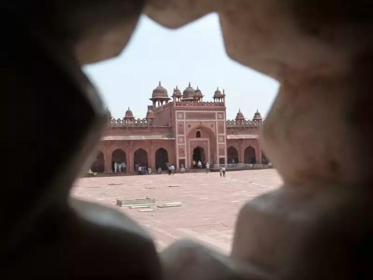 Fatehpur Sikri: la belleza de lo desconocido y olvidado