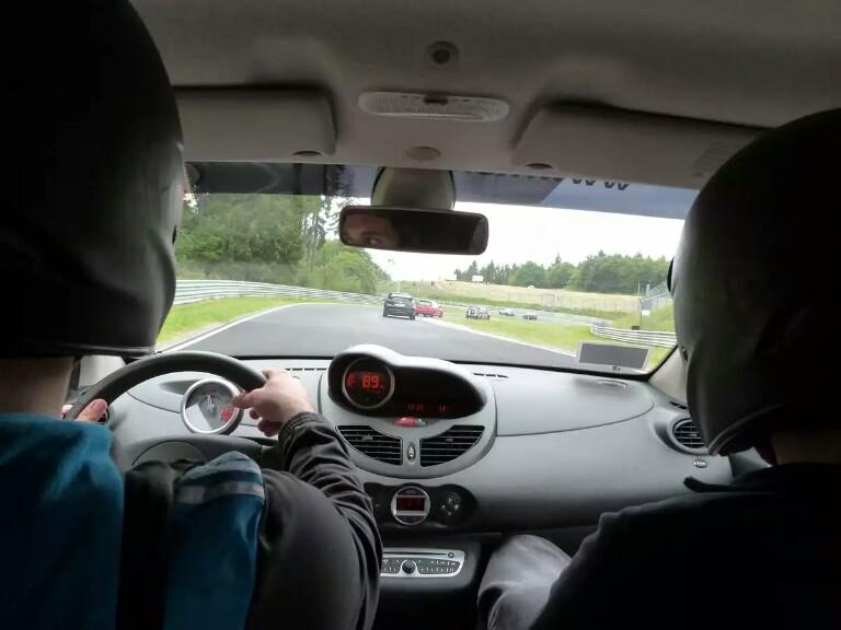Guía para conducir un día en Nurburgring, el infierno verde
