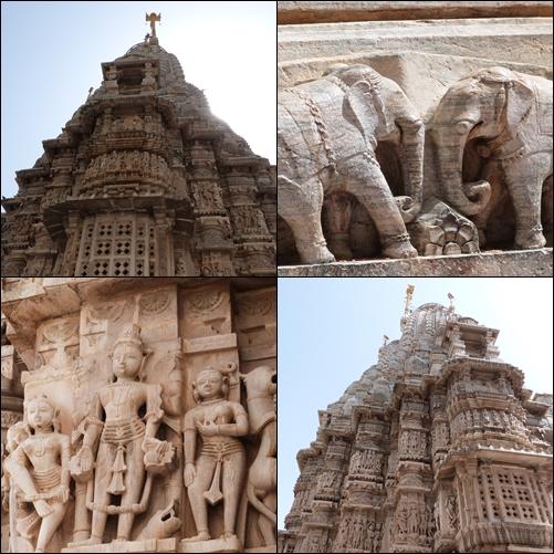 Detalles de Jagdish Mandir - Udaipur
