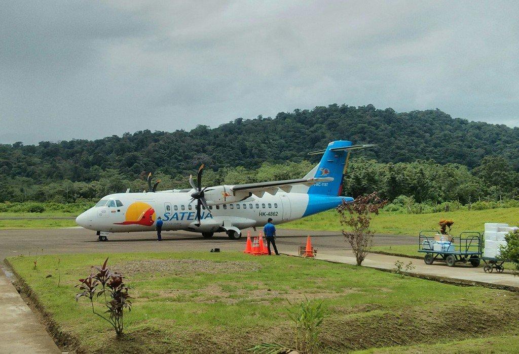 Aeropuerto Jose Celestino Mutis - Bahia Solano