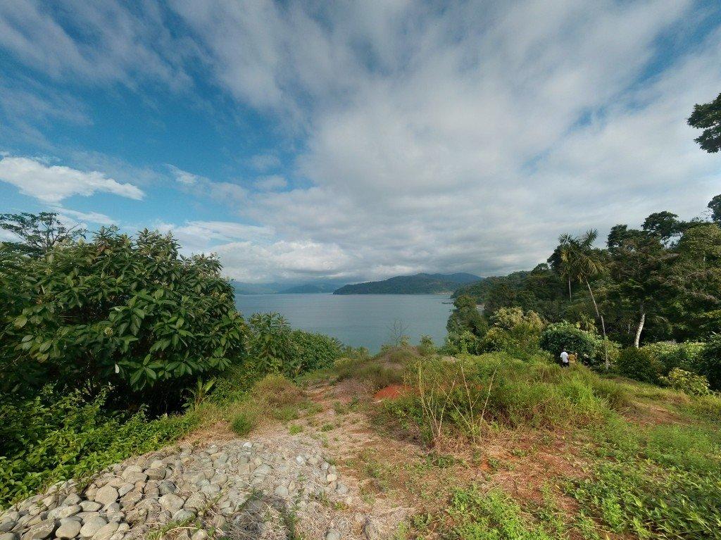 Vistas de Bahia Solano