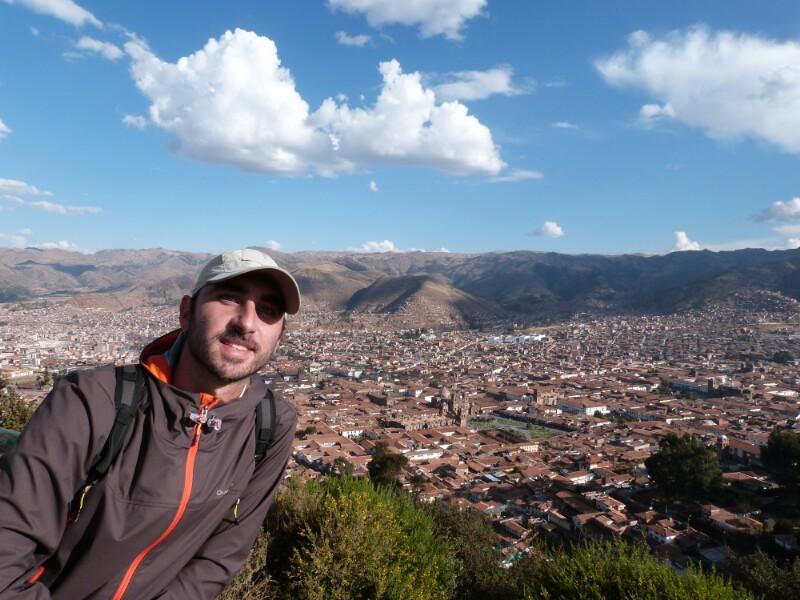 21W en Cuzco desde el Cristo Blanco