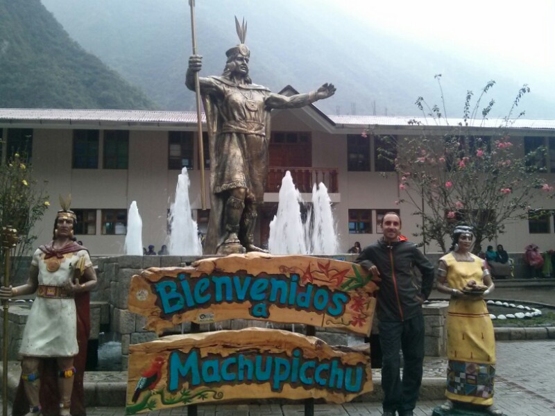 Bienvenidos a Machu Picchu - Aguas Calientes