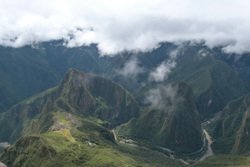 Machu Picchu y su entorno