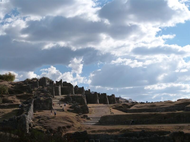 Mi ruta inca hacia el Machu Picchu