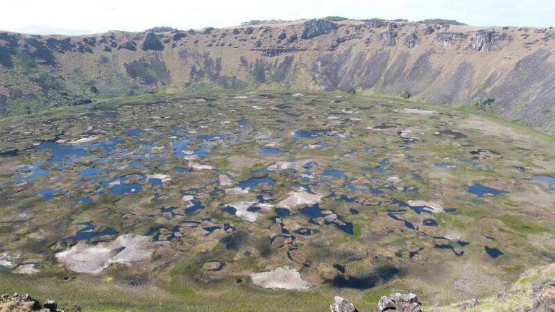 Laguna del Rano Kau