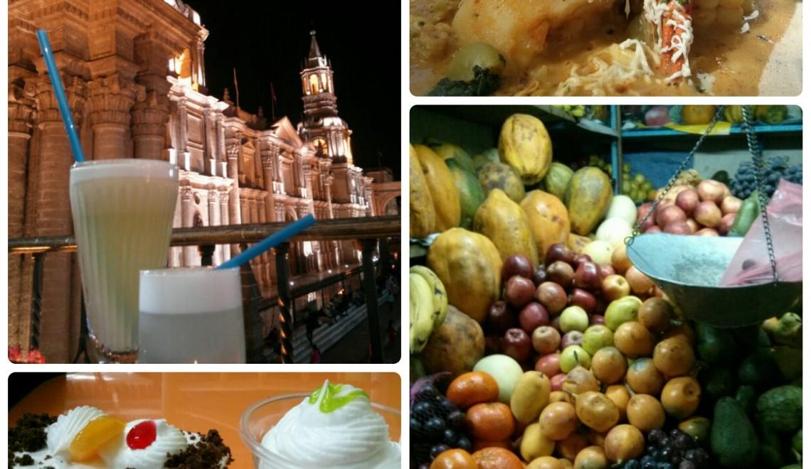 25 delicias gastronómicas que comimos en Perú