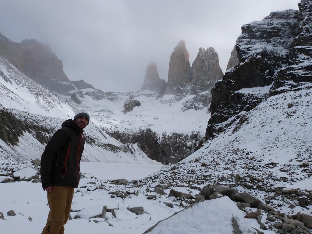 21W conquista las Torres del Paine