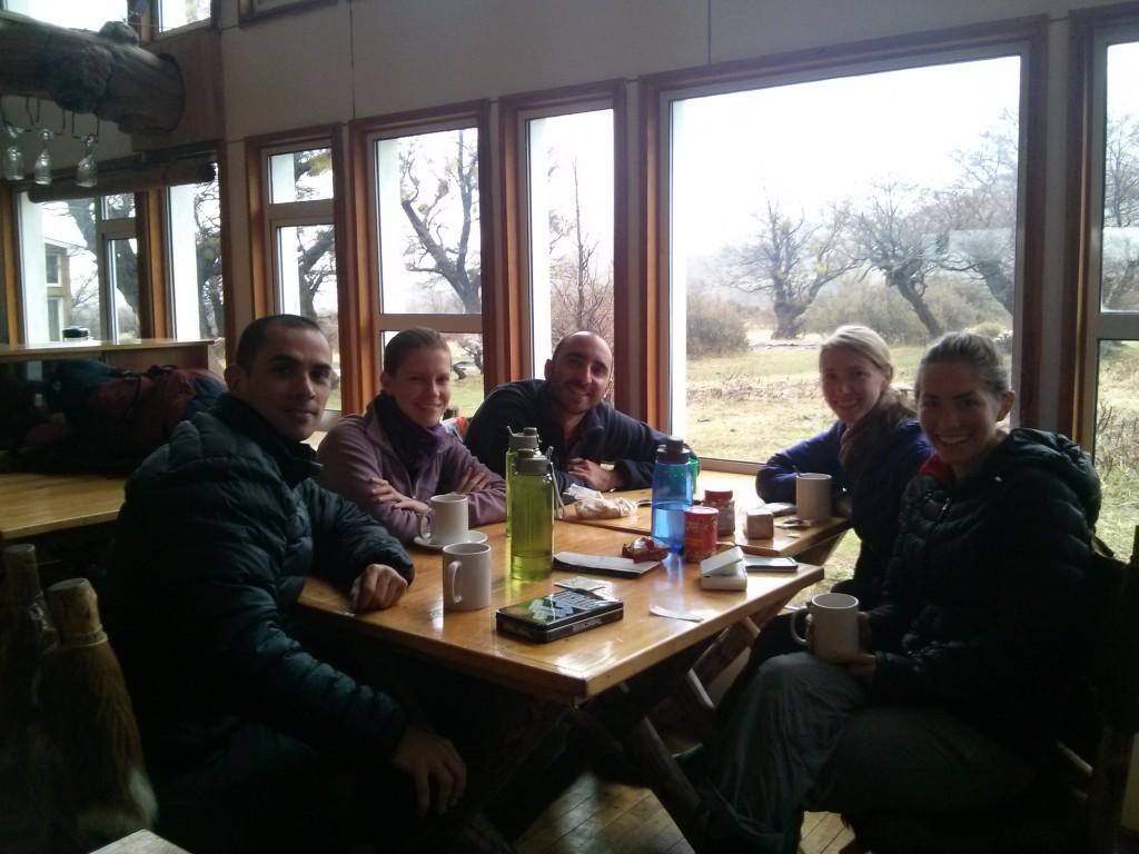 Los 5 de Torres del Paine