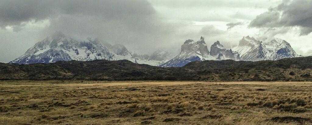 Panorámica de Torres del Paine
