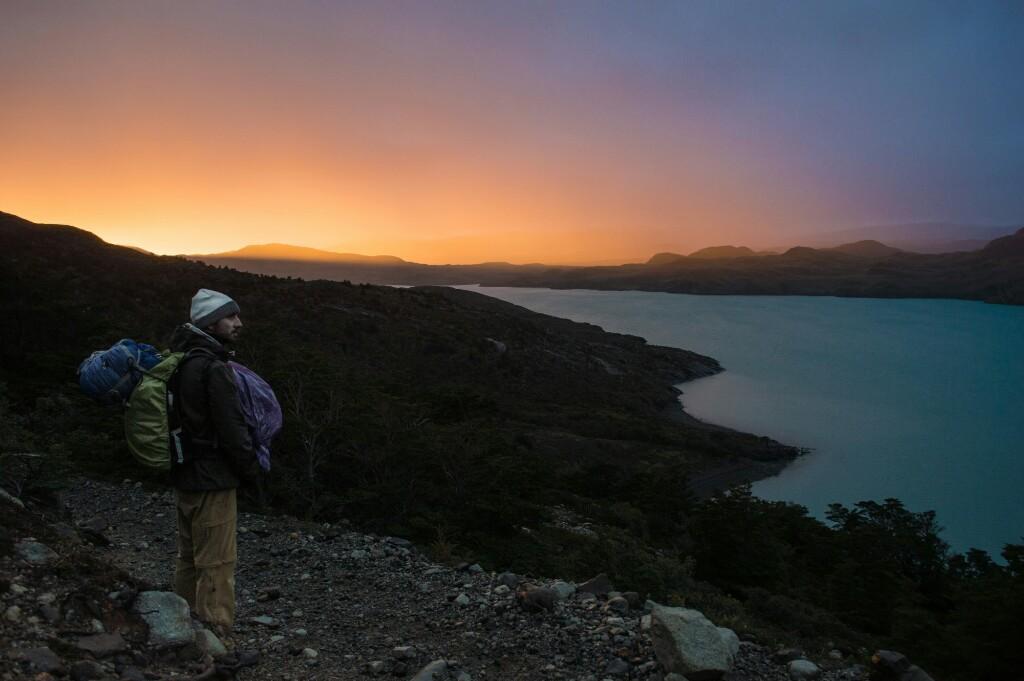 Pensando con el amanecer en el horizonte