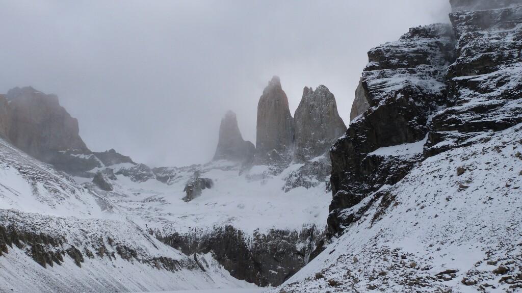 60 kilómetros de trekking, aventuras y emociones en Torres del Paine