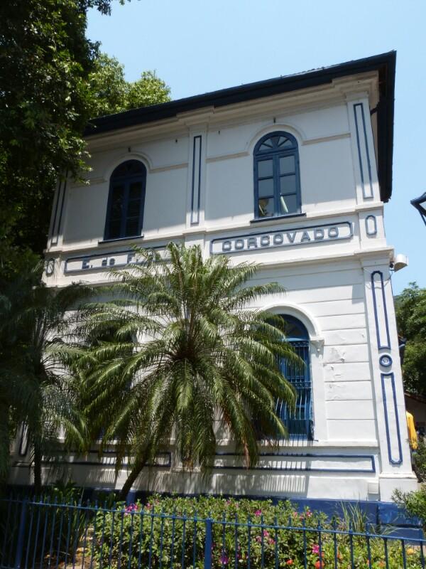 Estación de tren de Corcovado