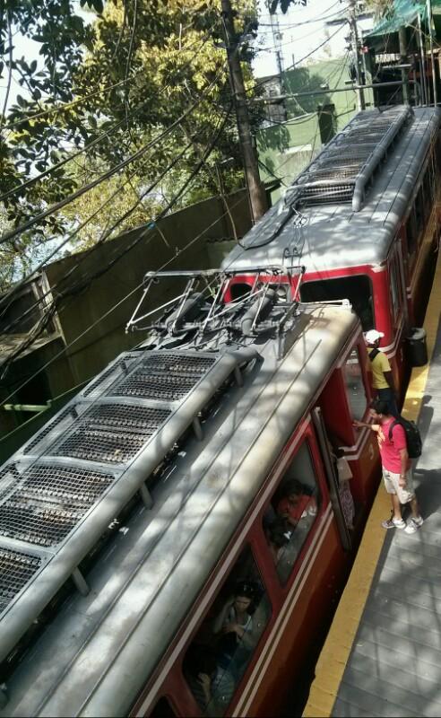 Tren del Corcovado