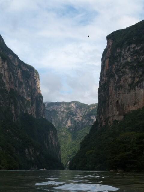 El punto más conocido del Cañón