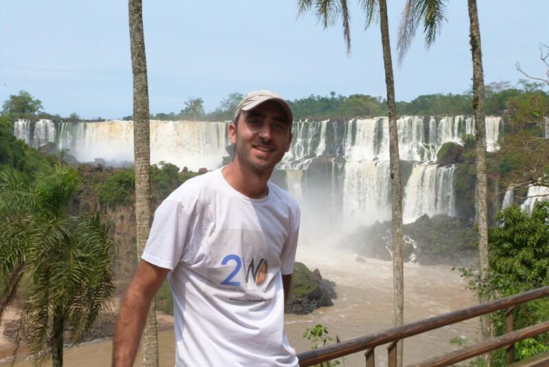 21W en Iguazú