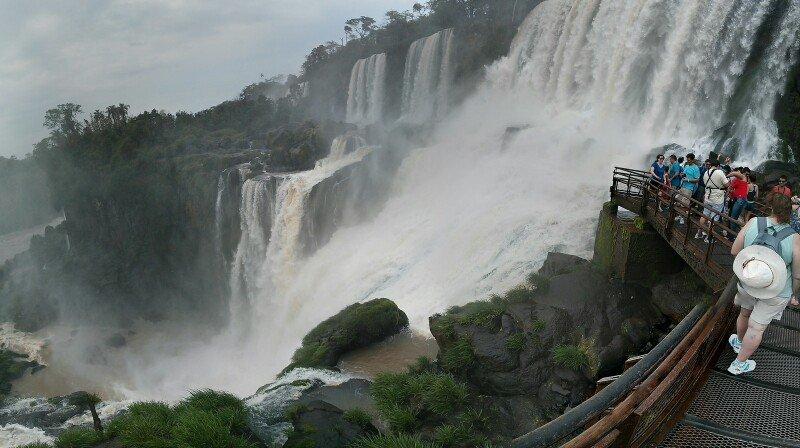 En nombre de la naturaleza: las Cataratas de Iguazú
