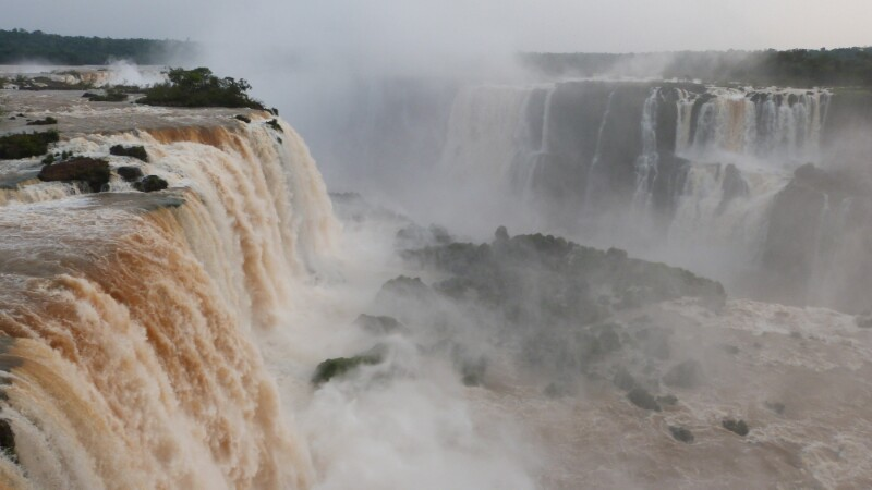 En nombre de la naturaleza: Iguazú