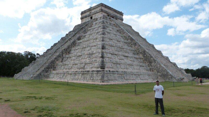 21W en Chichén Itzá, maravilla 17