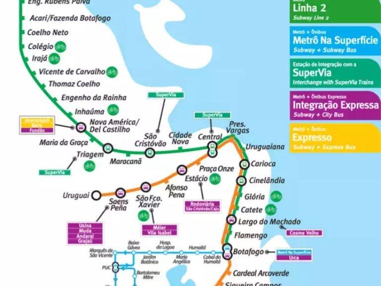 Cómo llegar desde Copacabana o Lapa al aeropuerto Galeao de Río de Janeiro