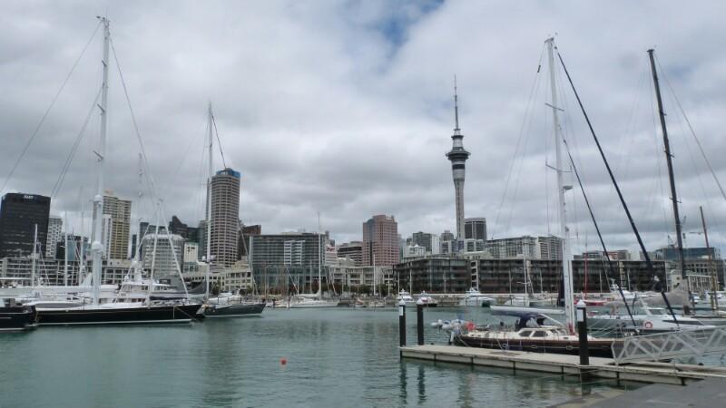 Auckland, espacio para las ciudades