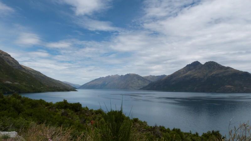 Cielo y tierra unidos en Nueva Zelanda