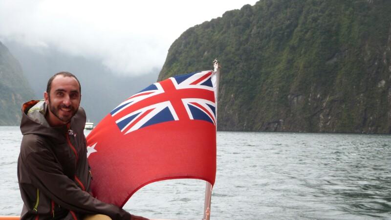 Conquistando Nueva Zelanda