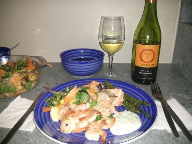 Menú de Nochebuena en Wanaka