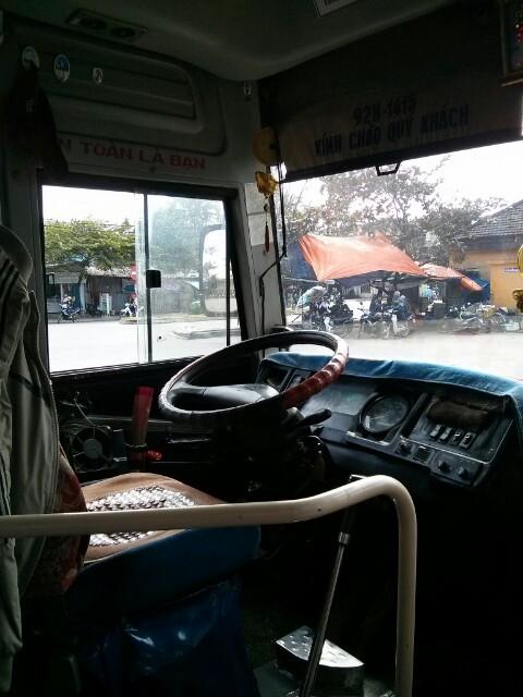 Bus en Vietnam