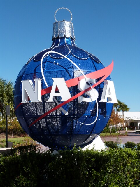 El símbolo de la NASA
