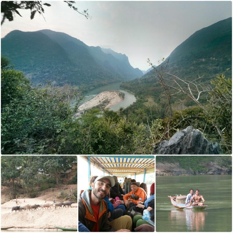 Escenas de Laos