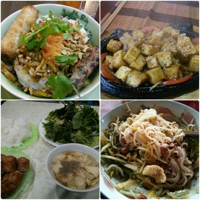 Gastronomía en Vietnam