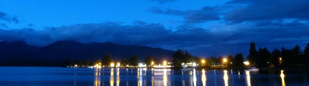 Hora Azul en Fiordland