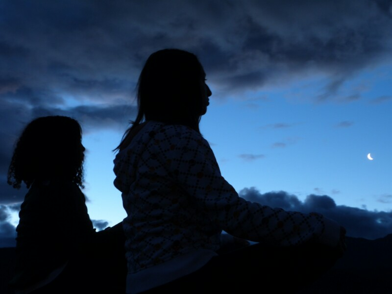 Meditando en Fiordland