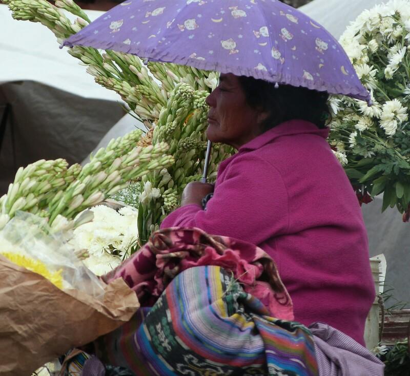 Señora en Chichicastenango_Guatemala