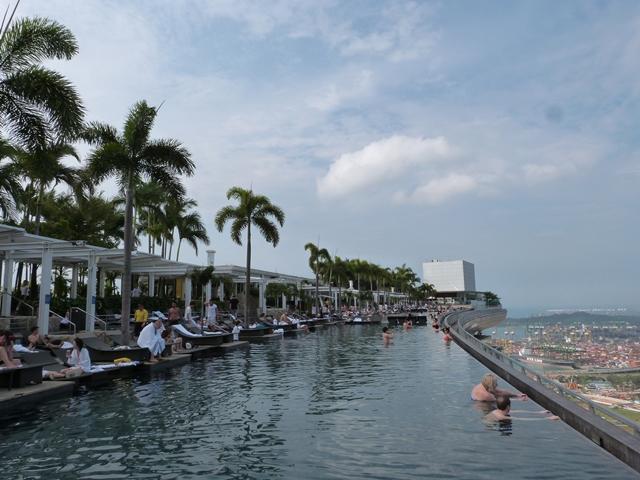 Un día de lujo en el Marina Bay Sands
