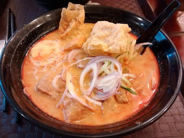 Curry Laksa - Melaka