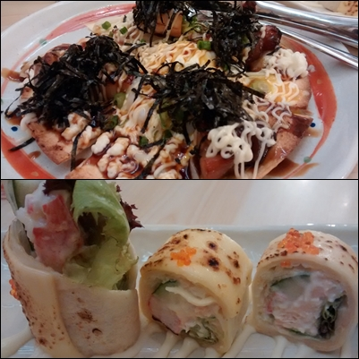 Delicias en Ozen Zanmai - Kuala Lumpur