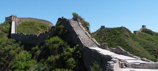 Detalles de Jinshanling