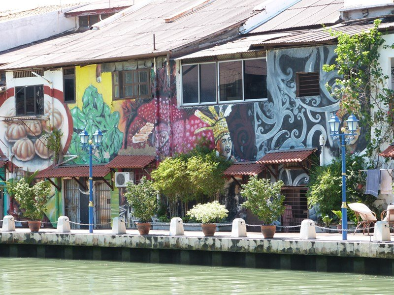 Escenas de Melaka