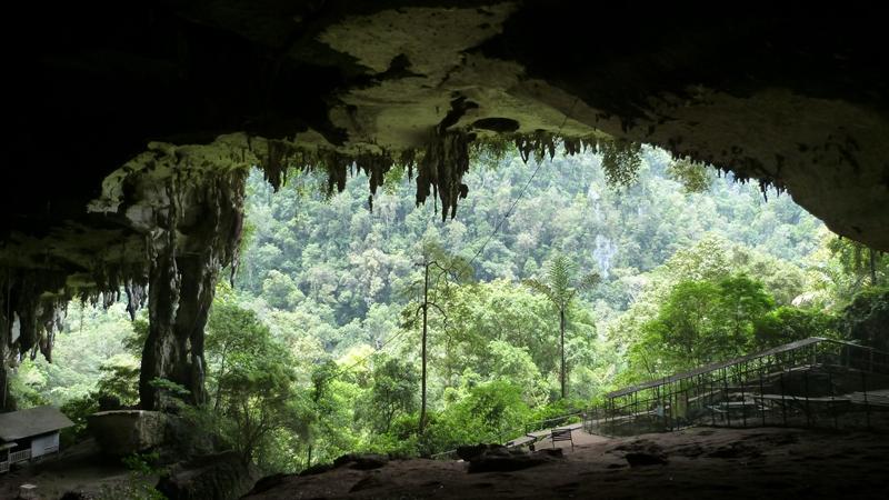 La Gran Cueva de Niah